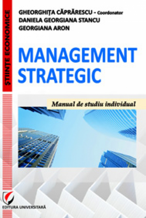 Strategic Management. Self-study manual 0