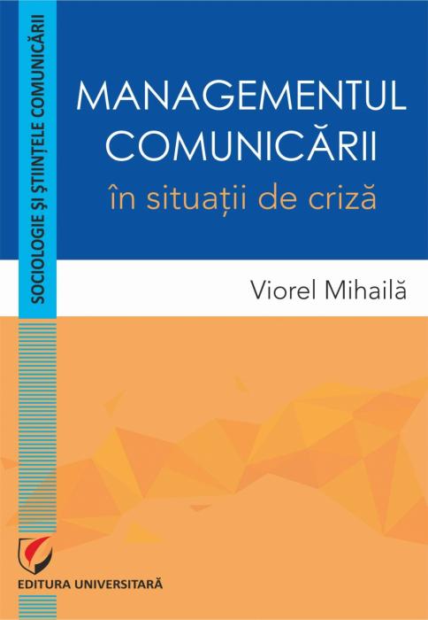 Managementul comunicarii in situatii de criza 0