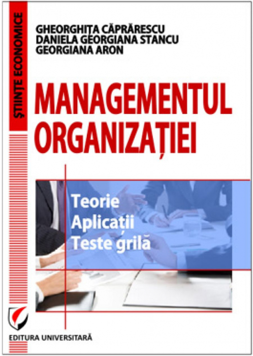 Corporate Management - Theory, applications, testing grid 0