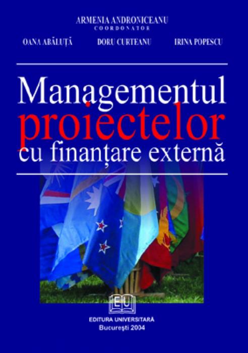 Managementul proiectelor cu finantare externe 0