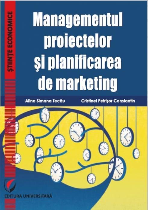 Managementul proiectelor si planificarea de marketing 0