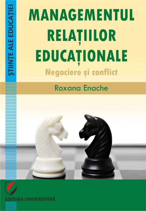 Educationa Relations Management. Negotiation and Conflict 0