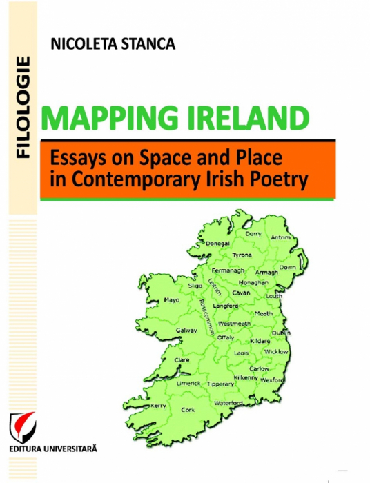 Mapping Ireland - Essays on Space and Place in Contemporary Irish Poetry 0