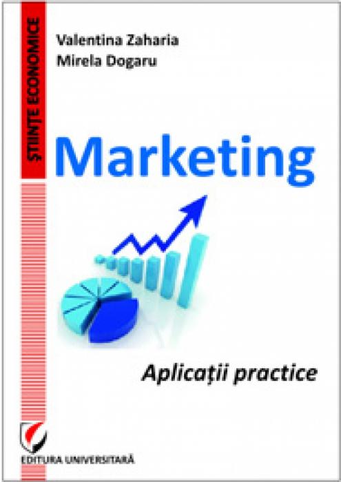 Marketing - Aplicaţii practice 0