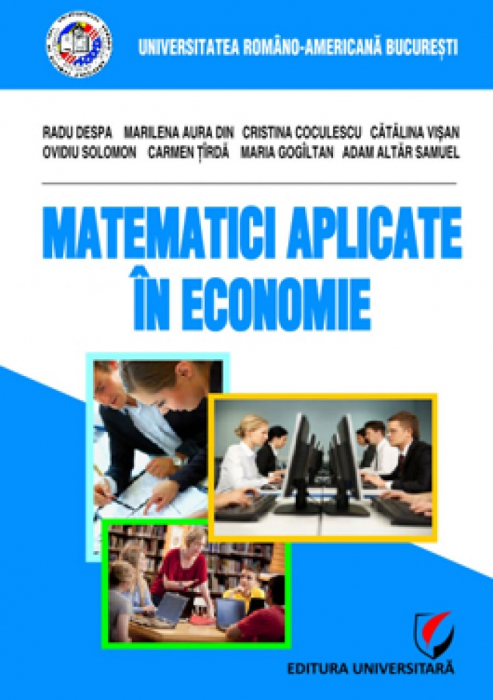 Matematici aplicate in economie 0