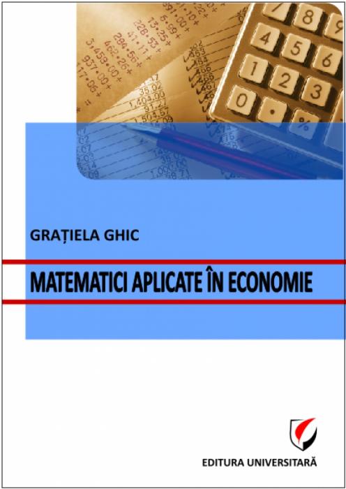 Matematici aplicate în economie 0
