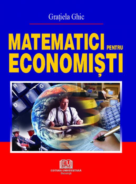 Matematici pentru economişti 0