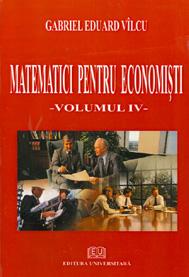 Mathematics for economists - Vol IV [0]