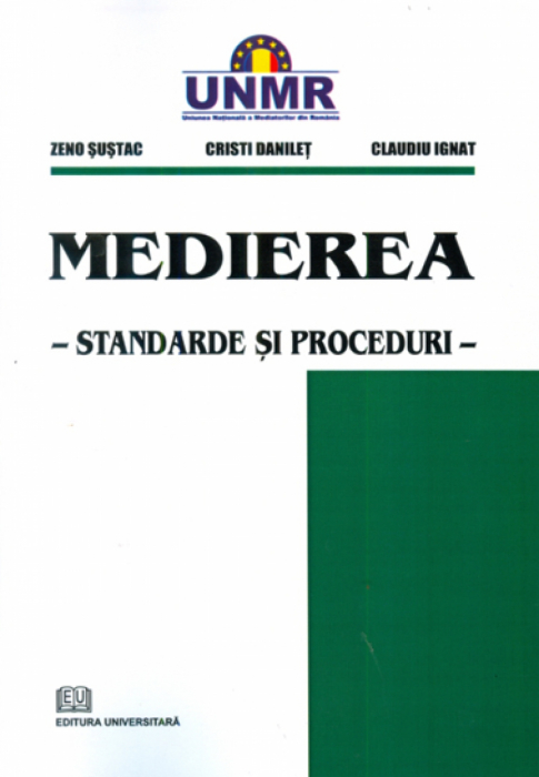 Medierea - Standarde și proceduri 0