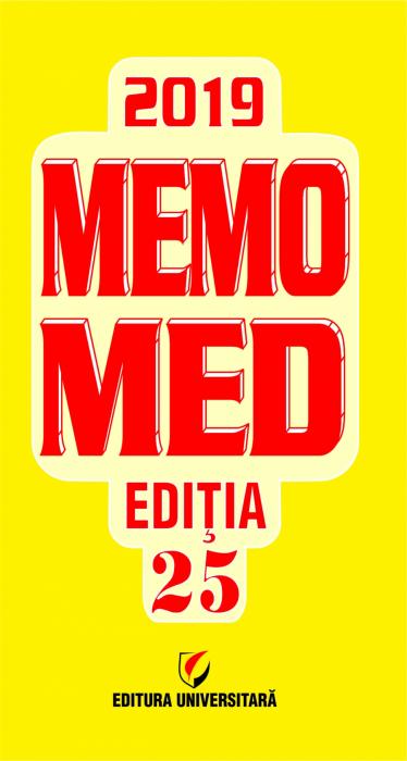 MEMOMED 2019 - editia 25 0