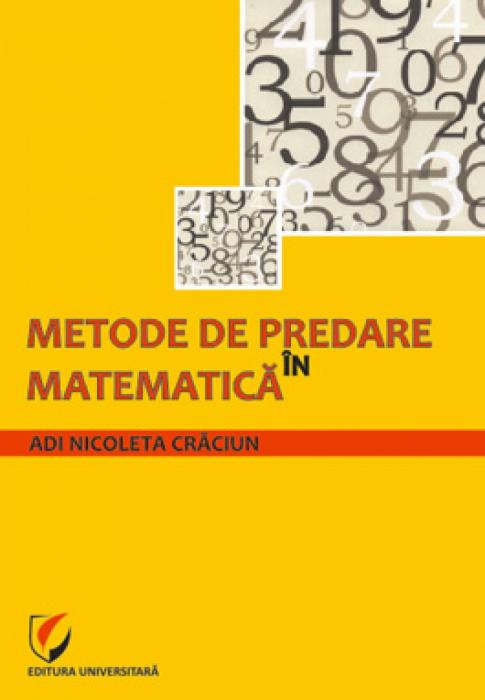 Teaching methods in mathematics 0