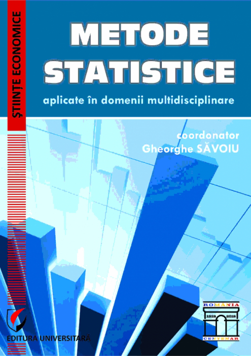 Metode statistice aplicate in domenii multidisciplinare 0