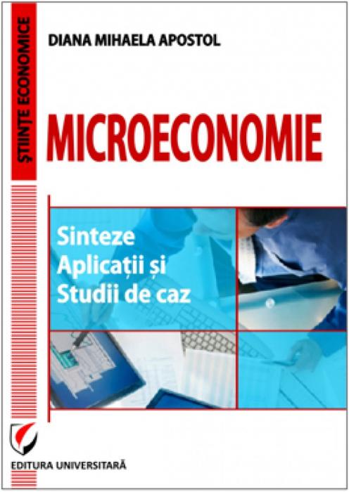 Microeconomie - Sinteze, aplicatii si studii de caz 0