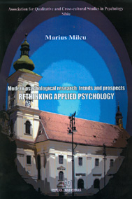 Modern psycholgical research - Trends and prospects - Rethinking applied psychology 0