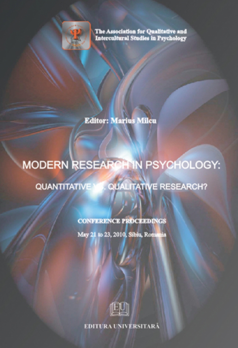 Modern research in psychology - Quantitative vs. Qualitative research? 0