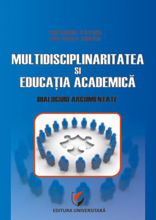 Multidisciplinary and academic education. Reasoned dialogue 0