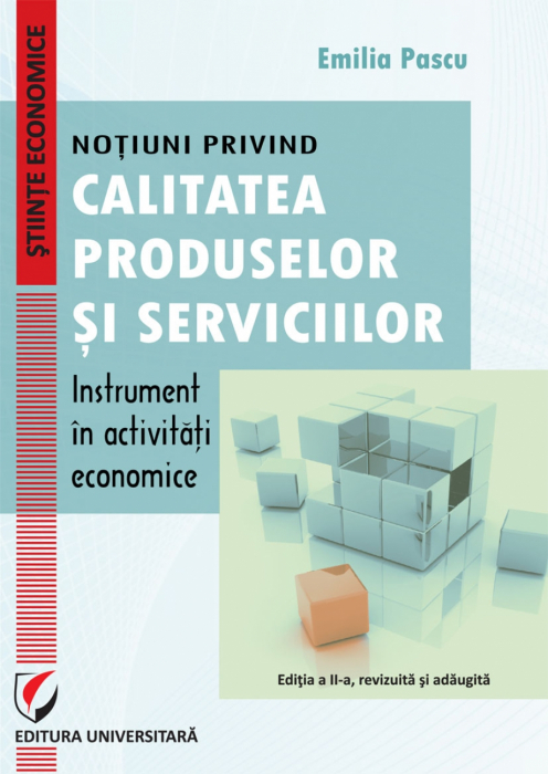 Getting quality products and services - tool in economic activities 0