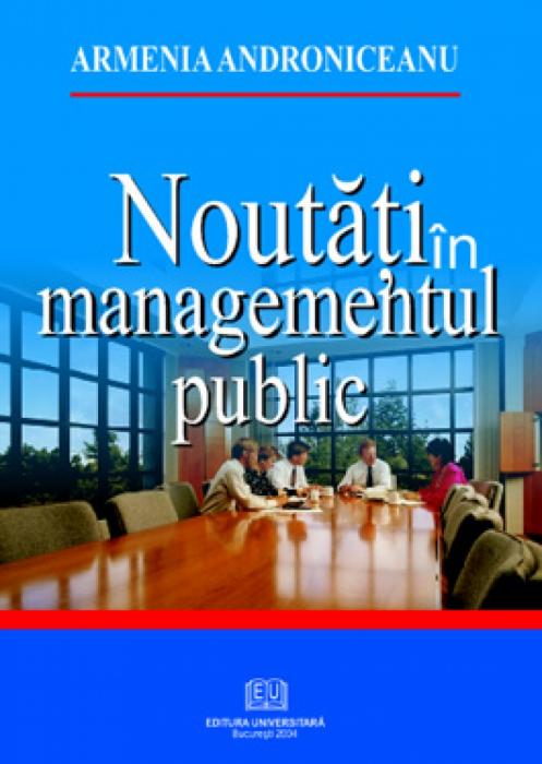 Noutati in managementul public 0