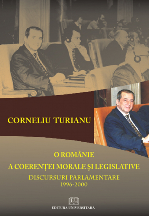 A moral and legal coherence Romania - speeches, 1996-2000 0