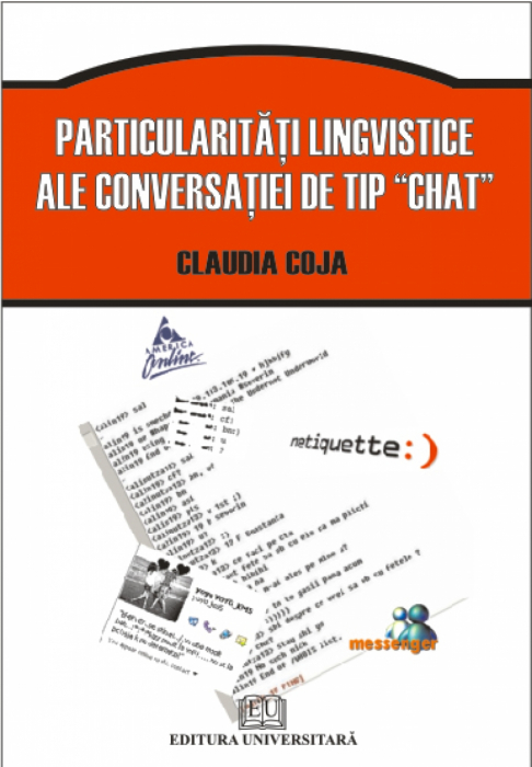 Linguistic features of  chat type conversation 0