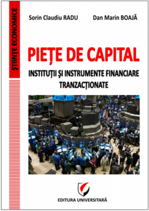 Capital markets. Institutions and financial instruments traded 0