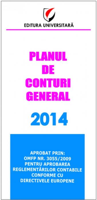 General Chart of Accounts 2014 0