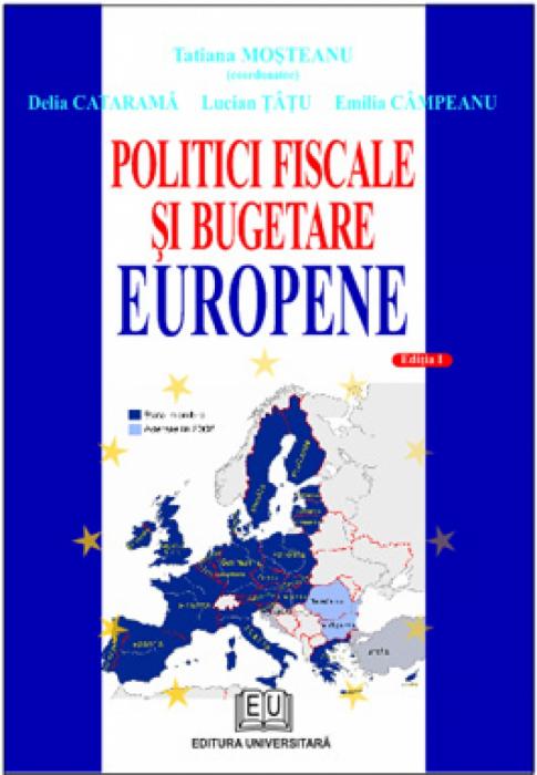 Politici fiscale şi bugetare europene 0