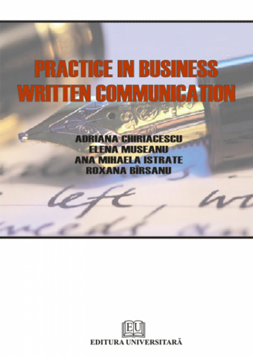 Practice in business written communication 0
