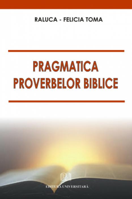 Pragmatica proverbelor biblice 0