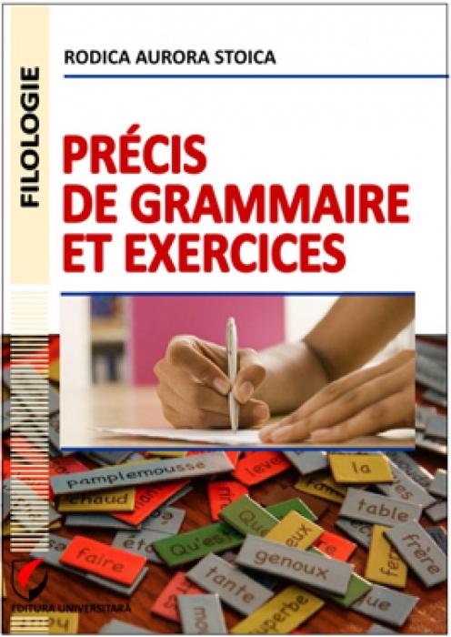 Précis de grammaire et exercices 0