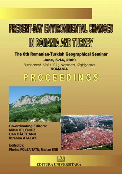 Present-Day Environmental Changes In Romania and Turkey 0