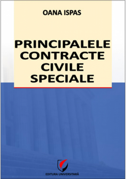 Principalele contracte civile speciale 0