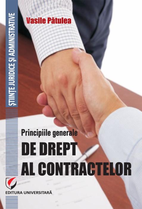 Principiile generale de drept al contractelor 0