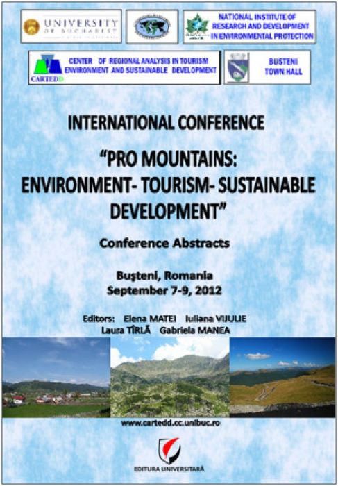 Pro Mountains: Environment-Tourism-Sustainable Development 0