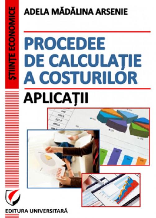 Procedee de calculatie a costurilor. Aplicatii 0