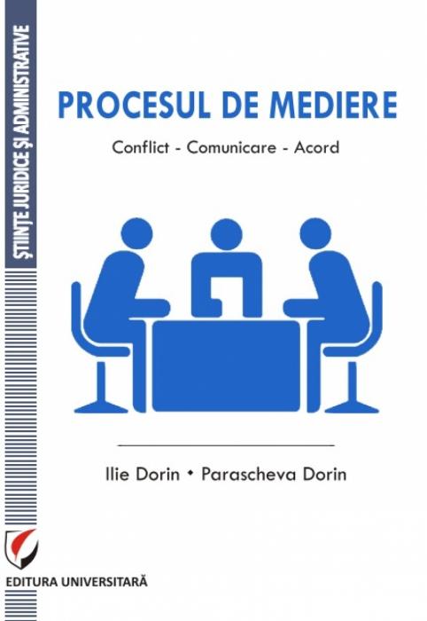 Procesul de Mediere. Conflict – Comunicare - Acord 0