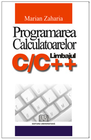 Programarea calculatoarelor - Limbajul C/C++ [0]