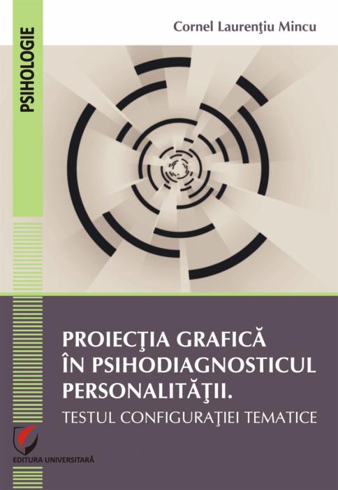 Proiectia grafica in cercetarea personalitatii.  Testul configuratiei tematice 0
