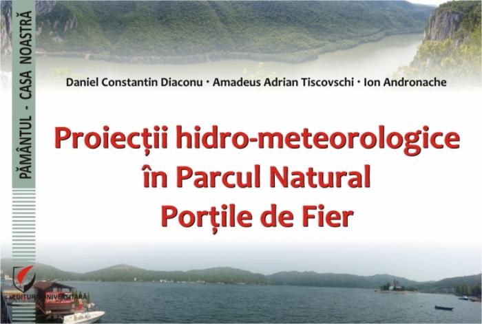 Proiectii hidro - meteorologice in Parcul Natural Portile de Fier 0