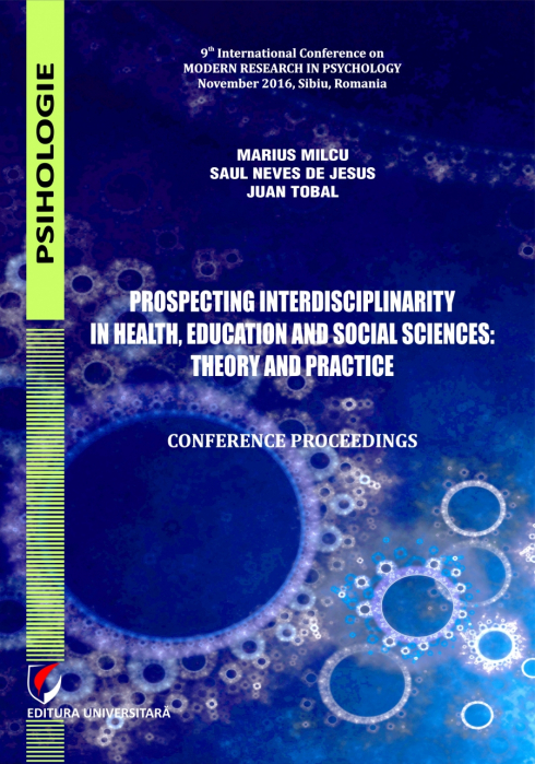 PROSPECTING INTERDISCIPLINARITY IN HEALTH, EDUCATION AND SOCIAL SCIENCES: THEORY AND PRACTICE 0