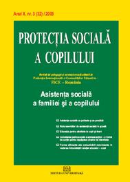 Protectia sociala a copilului - Nr. 3(32)/2008 [0]