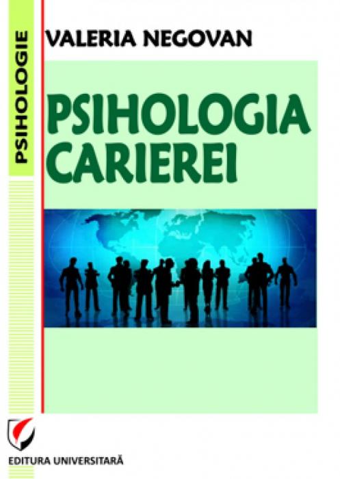 Psihologia carierei 0