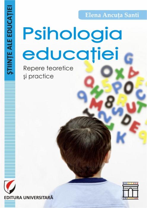 PSIHOLOGIA EDUCATIEI - repere teoretice si practice 0