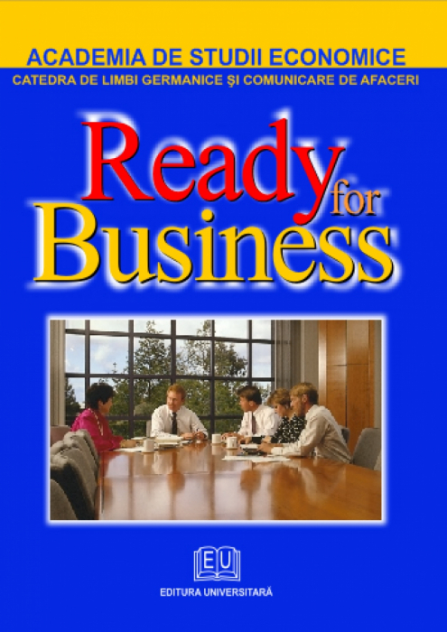 Ready for business 0