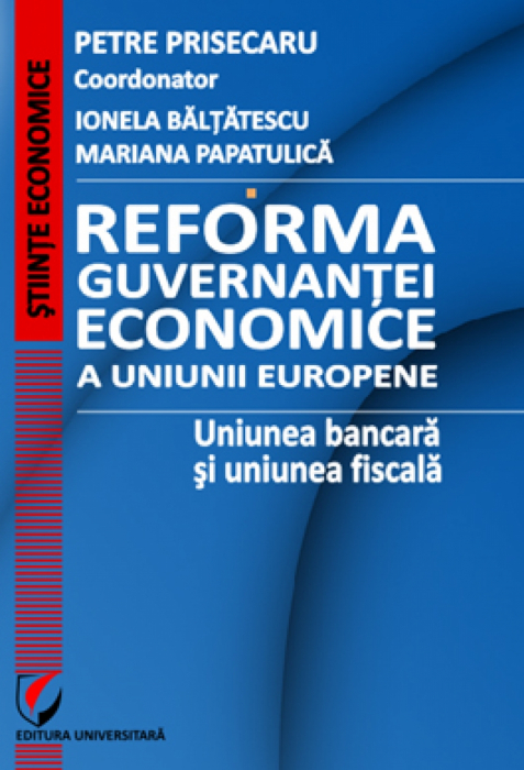 Reform of EU economic governance. Banking Union  and fiscal union 0