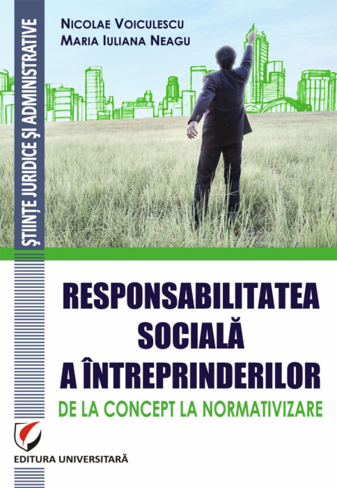 Corporate social responsibility - from concept to normalize 0