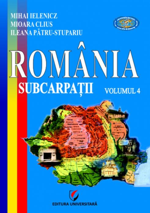Romania. Subcarpatii. Volumul 4 0