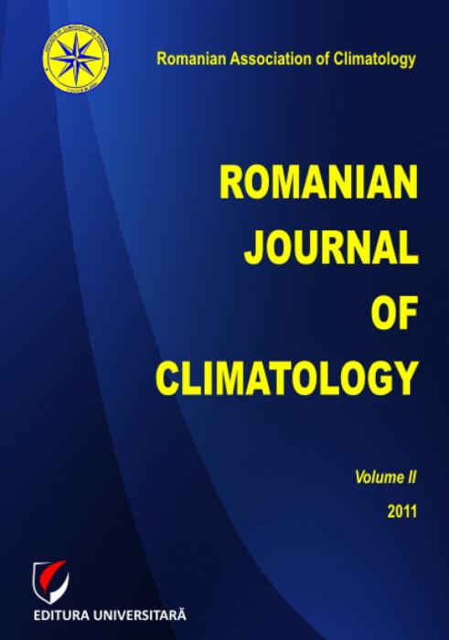 Romanian Journal of Climatology 0