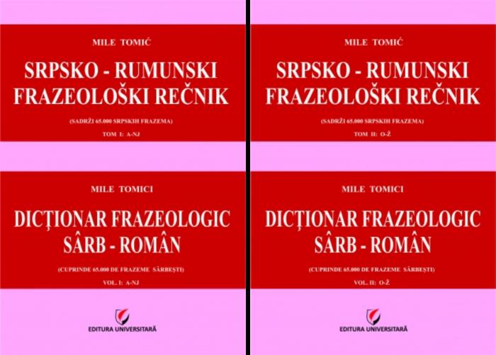Romanian-Romanian Phraseological Dictionary / Vol. 1 .: A-NJ and Vol. 2.: O-Ž [0]