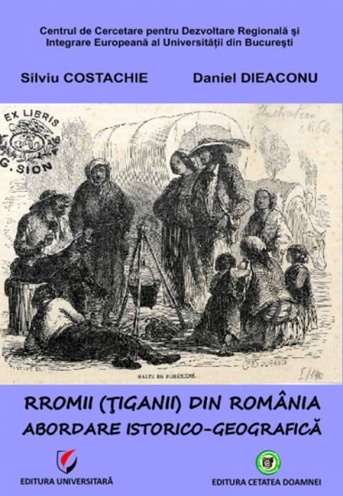 Rromii (Ţiganii) din România. Abordare istorico-geografică [0]